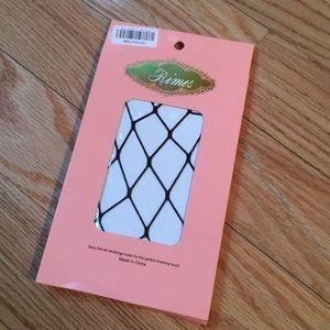 New fishnet stockings
